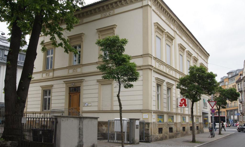 Außenansicht - Promenadenstraße 2, Bamberg